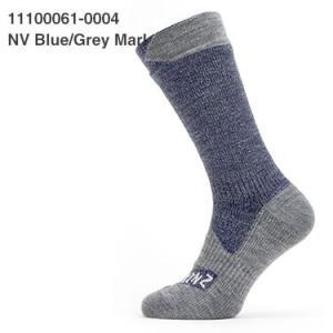 防寒防水!Sealskinz(シールスキンズ)All Weather Mid Length Sock