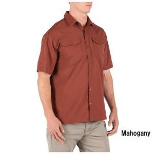 おすすめ!!5.11 Freedom Flex Woven Shirt - Short Sleeve