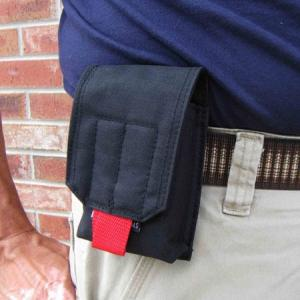Rescue Essentials Sheath with Belt and MOLLE Option