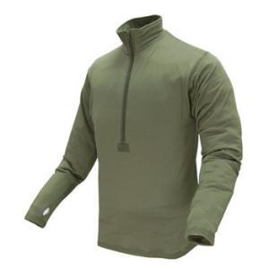処分特価!condorベースⅡジッパープルオーバーシャツ