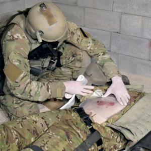 Tactical Medical Solutions(TMS)Blast Bandage ブラストバンデージ 特価