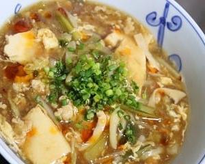 11月27日  酸辣湯麺