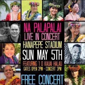 May 5th @ Hanapepe