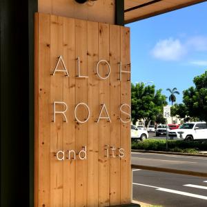 New Cafe in Lihue...