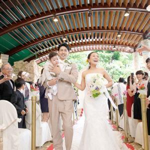 6/30 翁長様 結婚式