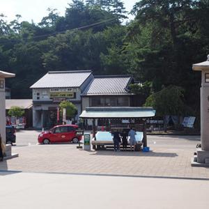 世界文化遺産宮島厳島神社と参道/夏休み1泊2日呉と宮島を巡る家族旅行