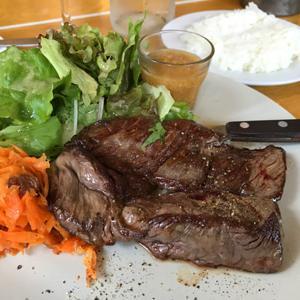 モン テルセーロ/品川駅港南口で人気のスペイン料理店でハラミステーキランチ!