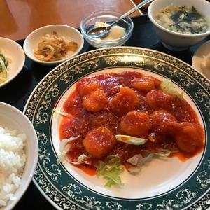 [コピー]一味玲玲 品川店/ランチに海老チリ定食!