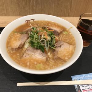 喜多方ラーメン 坂内 品川シーズンテラス店/野菜たっぷり味噌ラーメン