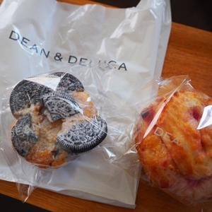 ディーンアンドデルーカ 恵比寿店/甘々のスイーツ系パンをテイクアウト!