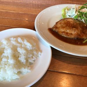 つばめキッチン アトレ品川店/分厚いポークソテーはしょうが焼き風!
