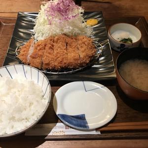 とんかつ和幸 品川グランパサージュ店/ランチにロースかつ定食