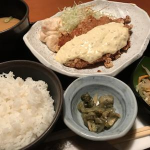 土風炉 夢町小路 品川店/海鮮丼売り切れでチキン南蛮タルタル定食
