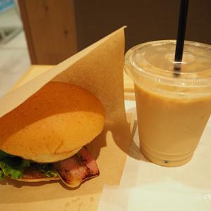 the 3rd Burger 虎ノ門ヒルズビジネスタワー店/選べるドリンクのモーニング