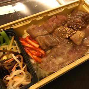 焼肉 乙ちゃん 本店/会議弁当でカルビ&みすじ弁当