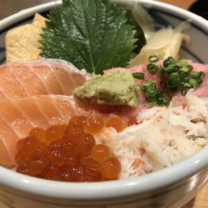 築地すし好 品川グランパサージュ店/【Gotoイートランチ】北海丼