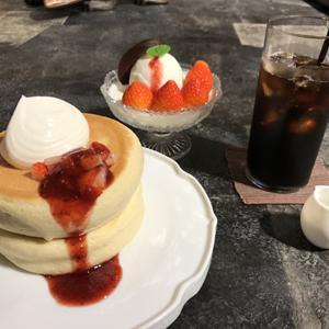 椿サロン 銀座/【Gotoイート】北海道産素材の贅沢ホットケーキ