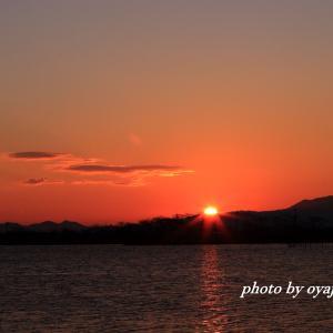 そしてまた日が昇る