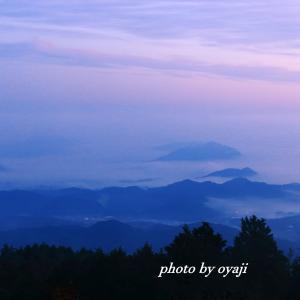 RITTO フォトコンテスト 会長賞「馬頭観音堂から望む雲海」