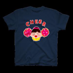【SUZURI】CHEERちゃんTシャツ
