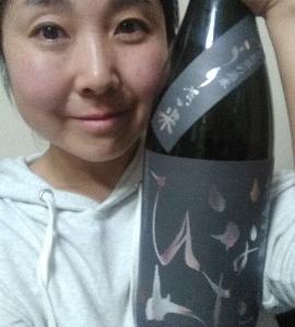 本日の晩酌写メ☆稲田姫ごうりき飲んでいます☆