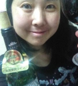 金賞受賞ワインシャトーレフェルモントー飲んでいます☆