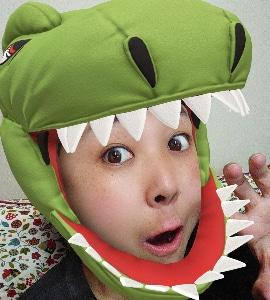 おはよう☆ガオガオ恐竜だよー!