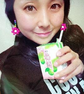 本日の晩酌写メ☆ほんのり梅酒飲んでいます!