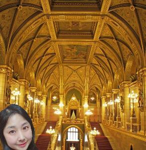 おはよう☆気持ちだけハンガリーブダ城!