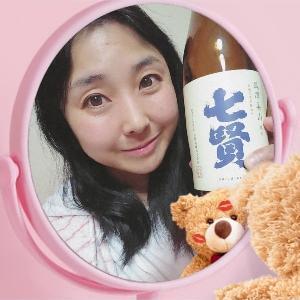 本日の晩酌写メ☆風凛美山純米 七賢飲んでいます♪