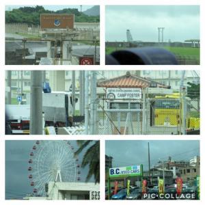 おはよう☆沖縄の中のアメリカの風景!