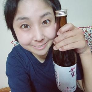 本日の晩酌写メ☆如空ビュベール飲んでいます☆