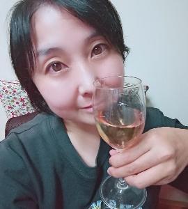 本日の晩酌写メ☆ワイングラスで日本酒タイム☆