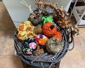 手作りハロウィンかぼちゃ
