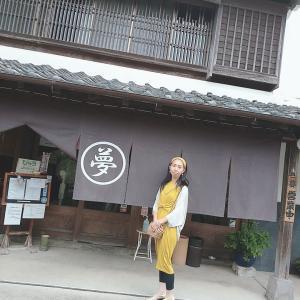 結婚15周年記念の旅行へ  小江戸・佐原 & 成田山