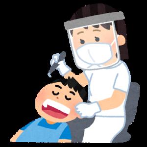 歯医者大嫌い+発達凸凹   子どもの成長( ノД`)
