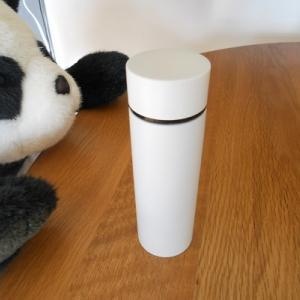 小さい水筒買った。