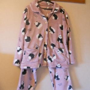 パジャマまた買ってみた。