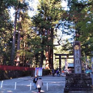 秋のお散歩・世界遺産日光の社寺と乗り鉄(その2)