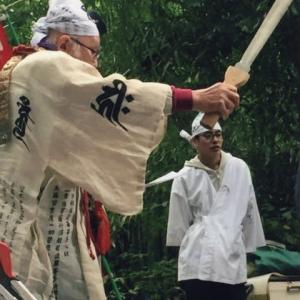 ゼロ磁場 西日本一 氣パワー開運引き寄せスポット 護摩の宝剣の儀(12月8日)