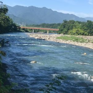 6月17(水)荒川柳大橋の河川情報