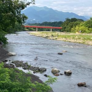 6月16日(水)荒川本流柳大橋の河川情報