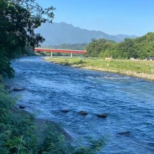 7月18日(日)荒川本流柳大橋の河川情報