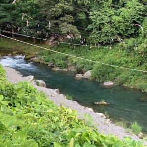 7月19日(月)秩父フライフィールドの河川情報