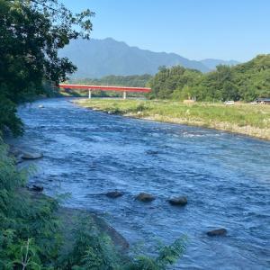 7月19日(月)荒川本流柳大橋の河川情報
