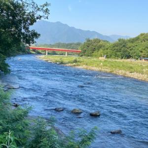 7月20日(火)荒川本流柳大橋の河川情報