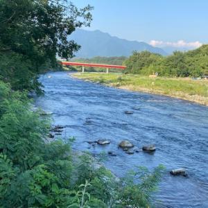 7月23日(金)荒川本流柳大橋の河川情報