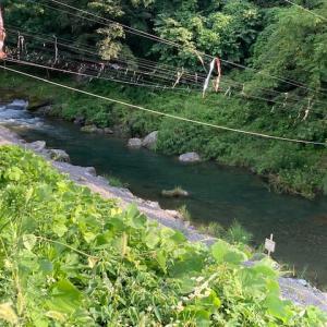 7月30日(金)秩父フライフィールドの河川情報