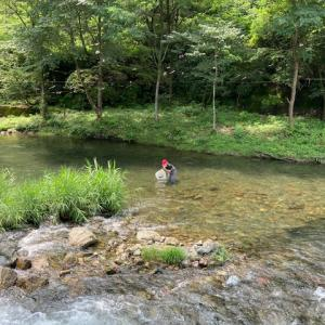 7月31日(土)秩父フライフィールドの河川情報