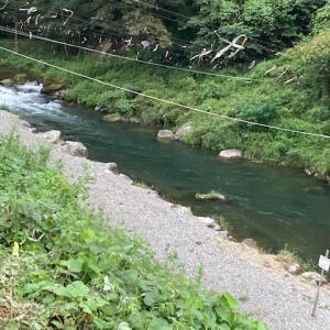 9月15日(水)秩父フライフィールドの河川情報